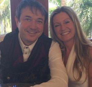 Susan Scotts and Radleigh Valentine