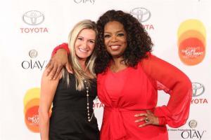 Oprah and Susan